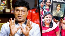 Students should concentrate on studies, not protests : Bhagyaraj Interview | Anitha NEET