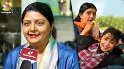I want to do different roles, Not typical amma roles : Banupriya Interview, Magalir Mattum Jyothika