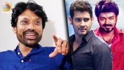 I'm a dark villain in Spyder & stylish villain in Mersal : SJ Surya Interview | Vijay, Mahesh Babu