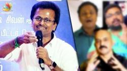 I'm very concerned about the REVIEWS : AR Murugadoss Speech at SPYDER press meet | Tamil Movie