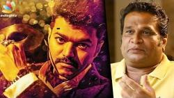 Mersal Vijay is truly a Superstar : Vikram Vedha Chetta Interview | Hareesh Peradi, Atlee