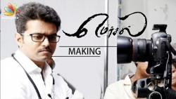 EXCLUSIVE! Vijay has 15 Intro scenes in Mersal : Dialogue Writer Ramanagiri Vasan Interview   Atlee