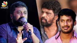 Why I resigned from Producers Council : Gnanavel Raja Speech | Vishal, Cheran | Latest News