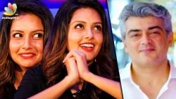 Huge Crush on Thala Ajith : Actress Mahima Nambiar Interview | Kodi Veeran Making