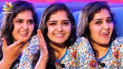 Dad, Mom - Pl dont watch this : Sanusha Santhosh Interview | Kodiveeran Making