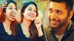 Jeyam Ravi's funny nickname for me! : Nivetha Pethuraj Interview | Tik Tik Tik, Party