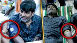 Vijay Sethupathi - Sethum Koduthan Seethakathi : Kalapuli Thanu on Eye Donation & Blood Donation