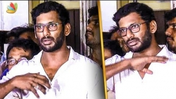 Official: Producer Council strike called off : Vishal Speech | Qube
