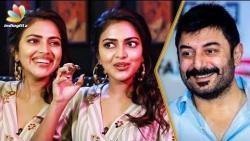 Amala Paul wants to assist Aravind Swamy | Interview | Bhaskar Oru Rascal Movie