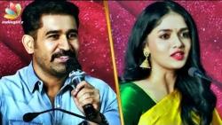 Romba Romance Panna Heroine Ivangathan : Vijay Antony Speech | Sunaina | kaali Press Meet