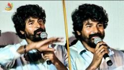 உனக்க ஏன்பா இந்த வேலை ? : People Insulted Me | Sivakarthikeyan Speech | Director Ponram