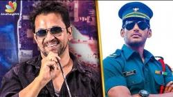 I'm proud of Vishal's Growth : Actor Arjun Speech | Irumbu Thirai Success Celebration
