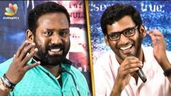 Swapna Sundari Car Marithan Intha Kathai : Ruben Speech | Robo Shankar | Irumbu Thirai Movie
