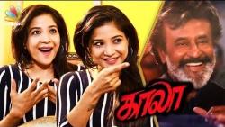 Rajini Said I'm Super Awesome : Sakshi Interview | Kaala, Ranjith Movie | Dhanush