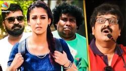 அன்னைக்கு Simbu இன்னைக்கு Yogi Babu : Vivek Funny Speech | Ezhumin Trailer Launch