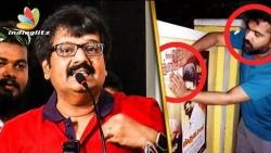 இந்த மனசு யாருக்கு வரும் : Vivek about Simbu | Latest Speech | Ezhumin Trailer Launch
