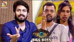 BIGG BOSS 2 : பாவம் அவங்க | Harish Kalyan Interview | Thadi Balaji, Kamal Hassan Show