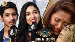Mumtaj Lacks Decision Making Power | Family Interview, Bigg Boss 2 Tamil | Mamathi Chari
