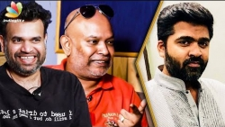 Treat for Simbu Fans Getting ready : Venkat Prabhu Interview | Premgi Amaren | Party Movie