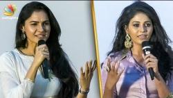 யாருமேலயும் கோபமில்லை : Andrea at Director Ram's Peranbu Movie Audio Launch | Actress Anjali
