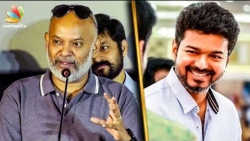 Thalapathy Vijay's Secret of Success : Karthikraja Reveals | Venkat Prabhu Latest Speech