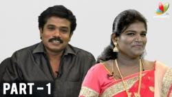 Madurai Muthu's Tamil New Year Pattimandram 2016 | Part - 1
