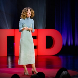 Want to change the world? Start by being brave enough to care | Cleo Wade