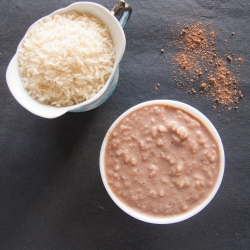 48: How to Make Chocolate Rice Pudding - Chocolate Rice Kheer