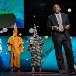 The symbols of systemic racism -- and how to take away their power | Paul Rucker