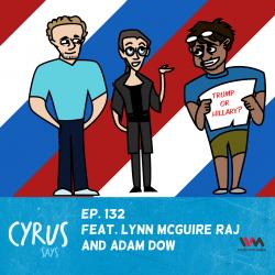(Rebroadcast) Ep. 132 feat. Lynn McGuire Raj and Adam Dow
