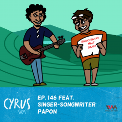 Ep. 146 feat. Singer-Songwriter Papon