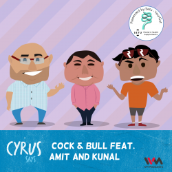 271: Cock & Bull Feat. Amit and Kunal