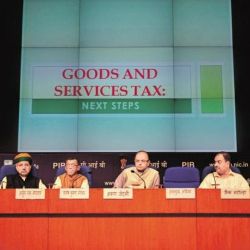 GST launch in India and privatisation of Air India dominate the headlines this week
