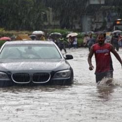 GDP numbers, Demonetization goes bust, Cabinet reshuffle and Mumbai rains