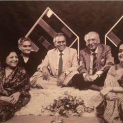 पाकिस्तान के मशहूर शायर फ़ैज़ अहमद फ़ैज़ की बेटी मोनीज़ा हाशमी से ख़ास बातचीत