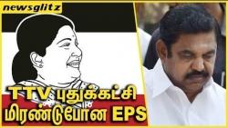 டிடிவி புதுகட்சி - மிரண்டு வழக்கு போட்ட EPS : Issue in TTV Dinakaran's New Party ? | EPS & OPS