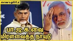 பா.ஜ.க.வை வீழ்த்த தர்மயுத்தம் | CHANDRABABU NAIDU BIG PLAN AGAINST BJP GOVERNMENT