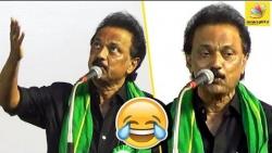 பழமொழி சொல்லி மாட்டிய ஸ்டாலின் : DMK Stalin muddled the Proverb in the stage | OPS | EPS | TN Govt.
