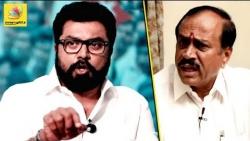 கேவலமான ஆள்... : Sarathkumar Warns H Raja on Kanimozhi Remark | BJP | DMK | Latest Speech