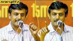 நீட் தேர்வு தமிழனுக்கு எதுக்கு ? Thirumurugan Gandhi Ultimate Speech | Conference Against NEET