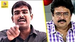 காலில் விழுந்து மன்னிப்பு கேள் | DMK Prasanna Blasts s ve shekher