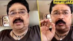 S.Ve.சேகர் பகீரங்க மன்னிப்பு : S Ve Sekar apology To Press People And Public