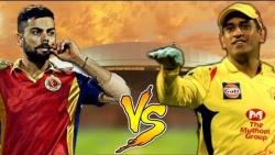 Thala Dhoni vs Virat Kohli : CSK & RCB Bangalore Match Preview   IPL 2018