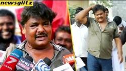 ஜெயில்லே சொர்க்கமாதான்யா இருக்கு ! : Mansoor Ali Khan released from Prison   Seeman   Cauvery