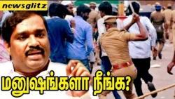 மனுஷங்களா நீங்க   Velmurugan Slams TN Government on Sterlite Issue   Tuticorin Protest