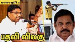 எடப்பாடியே பதவி விலகு : Hariparanthaman Angrily asks EPS to resign the Post   Sterlite Protest