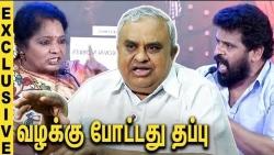 வழக்குபோட்டது தப்பு : Gnanadesikan Explains the Show of Puthiya Thalaimurai & Ameer | Interview