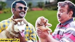 நாங்க தான் BEST ! : Vijayakanth Son Vijay Prabhakaran Special Interview | LOVE FOR DOGS