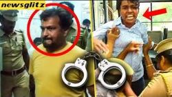 8 வழிச் சாலை தொடரும் கைதுகள் : Activist Piyush Manush and Valarmathi arrested
