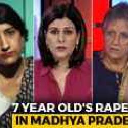 Attempt To Communalise Madhya Pradesh Child Rape?